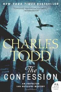 The Confession: An Inspector Ian Rutledge Mystery: 14 (Inspector Ian Rutledge Mysteries)