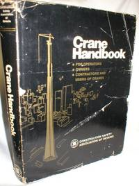 Crane Handbook by  D.E Dickie - Signed First Edition - 1975 - from Dave Shoots, Bookseller (SKU: 009609)