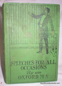 image of Speeches for All Occasions