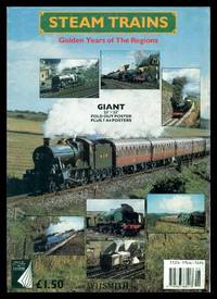 STEAM TRAINS - Golden Years of the Regions - Fold-out Poster