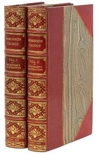 image of The Life and Surprising Adventures of Robinson Crusoe, of York, Mariner