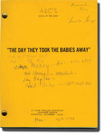 image of The Last Child [The Day They Took the Babies Away] (Original screenplay for the 1971 television movie, actor Van Heflin's working copy)