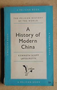 image of A History of Modern China.