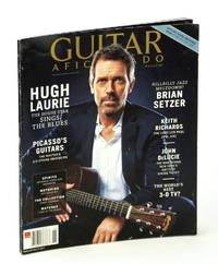 Guitar Aficionado Magazine, May/June 2011-Hugh Laurie-The'House' Star Sings the Blues.