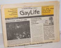 image of Chicago GayLife: the international gay newsleader; vol. 8, #24, Thursday, November 25, 1982