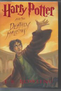 Harry Potter and the Deathly Hallows (Book 7) by  J K Rowling - First Edition - 2007 - from Poor Professor Books and Biblio.com
