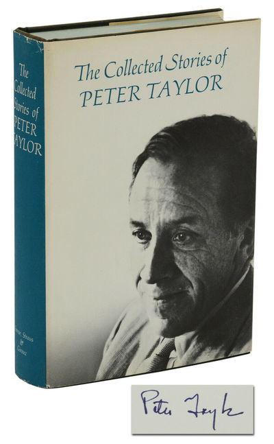 New York: Farrar, Straus & Giroux, 1969. First Edition. Signed first edition. viii, 535 pp. Fine in ...