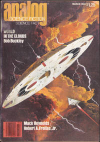 Analog Science Fiction / Science Fact, March 1980 (Volume 100, Number 3)