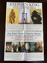 Promotional flyer for Dark Tower Little Sisters Of Eluria