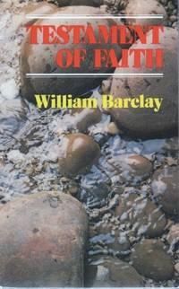 image of Testament of Faith (Mowbray Popular Christian Paperback)