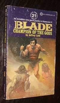 image of Champion of the Gods Richard Blade 21
