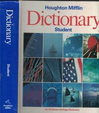 image of Houghton Mifflin Dictionary - Student An American Heritage Dictionary