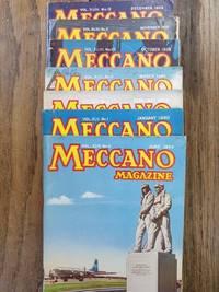 7 Mixed Meccano Magazines 1958-1960