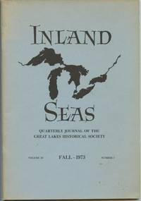 image of Inland Seas: Quarterly Journal of the Great Lakes Historical Society, Fall 1973