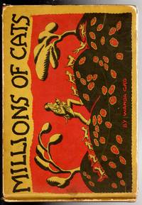 MILLIONS OF CATS - [First Edition - First Issue]