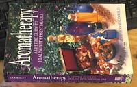 image of aromatherapy – a lifetime guide to healing with essential oils