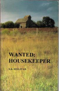 Wanted: Housekeeper