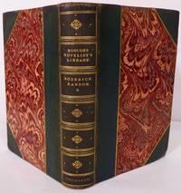 The Adventures of Roderick Random. By T. Smollett, M.D.