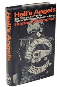 Hell's Angels by  Hunter S Thompson - Signed First Edition - 1967 - from Quintessential Rare Books, LLC (SKU: ABE-9020363766)