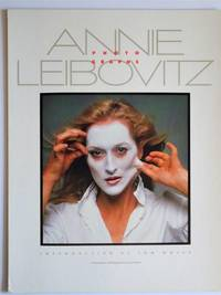 "image of Publisher's Counter Display Poster for ""Annie Leibovitz: Photographs"""