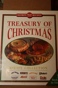 Treasury of Christmas Recipe Collection