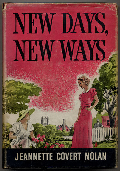 New York: Green Circle Books, 1936. Hardcover. Near Fine/Very Good. First edition. Owner stamp and p...