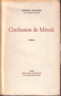 image of Confession De Minuit - Roman