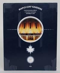 image of Maple Leaf Gardens Commemorative Album_Auction Catalogue. November 19, 2000