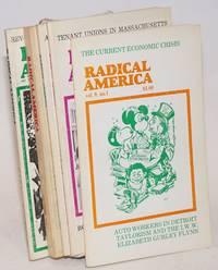 Radical America: Vol. 9, (1975), No. 1-6