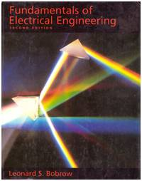 image of FUNDAMENTALS OF ELECTRICAL ENGINEERING