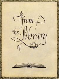Bookplates From the Library of by Antioch Bookplate Company - from Chisholm Trail Bookstore (SKU: 19126)