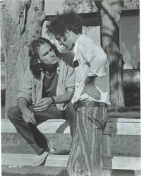 Two-Lane Blacktop (Original photograph from the set of the 1971 film)