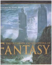 image of the ULTIMATE ENCYCLOPEDIA OF FANTASY
