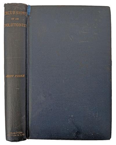 Boston:: Houghton Mifflin, 1883., 1883. 8vo. , , -379, pp. Index. Navy blue blind- and gilt-stamped ...