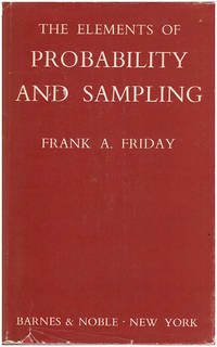 The Elements of Probability and Sampling