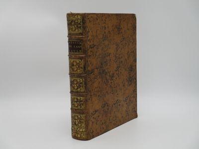 Paris. : Desaint & Saillant; Durand. , 1760. Contemporary full mottled calf, raised bands, elaborate...