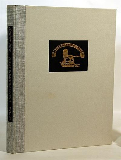 Hartford: Self-published, 1973. First Edition. First printing Fine in 1/4 gray buckram and gray pape...