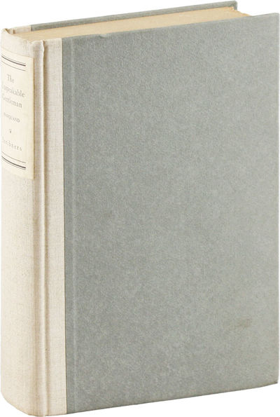 New York: Charles Scribner's Sons, 1922. Limited Edition. Special bookseller's edition, . Signed by ...
