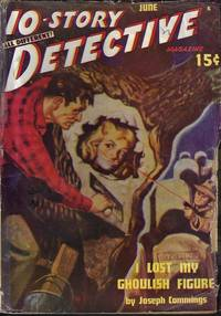 10 STORY DETECTIVE: June 1949 by 10 Story Dectecive (Joseph Cummings; Russell Bender; Philip Ketchum; Don Mullally; Joe Archibald; Margaret Rice; Ray Cummings; Frank Toubes; Jules France; Geo. Wm. Rae) - Paperback - 1949 - from Books from the Crypt (SKU: PM1449)