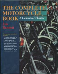 image of The Complete Motorcycle Book: A Consumer's Guide