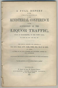 A full report of the proceedings...held...on June 9th, 10th, and 11th, 1857....