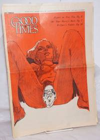 image of Good Times: universal life/ bulletin of the Church of the Times; vol. 2, #24, June 26, 1969: Report on Tiny Tim