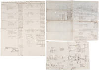[A group of three documents concerning a joint business venture 'heretofore carried on in the engraving and sale of 'Views in Scotland and in Calcutta']
