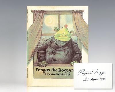 London: Hamish Hamilton, 1977. First edition of illustrator Raymond Briggs' classic work. Quarto, or...