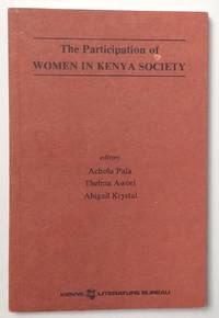 image of The Participation of women in Kenya society: Conference held in Nairobi, 11-15 August 1975