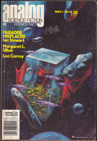 Analog Science Fiction / Science Fact, March 2, 1981 (Volume 101, Number 3)