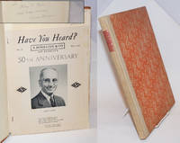 The Philosophy of Quality: a way of life 50 years in the service of A. Schilling & Company, San Francisco, April 23, 1897/April 22, 1947