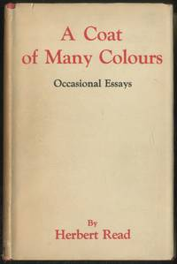 image of A Coat of Many Colours: Occasional Essays