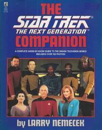 """Star Trek""  The Next Generation Companion"