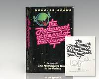 The Restaurant at the End of the Universe: Sequel to The Hitchhiker's Guide to the Galaxy.